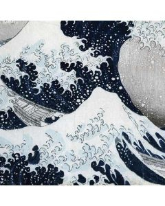 The Great Wave off Kanagawa Lenovo T420 Skin