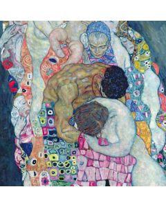 Klimt - Death and Life Amazon Kindle Skin
