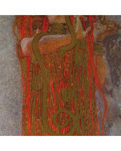 Klimt - Hygeia Otterbox Defender Pixel Skin