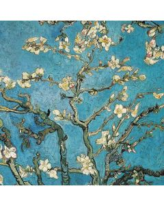 Almond Branches in Bloom Galaxy Book 12in Skin
