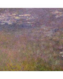 Water Lilies by Claude Monet Galaxy Book Keyboard Folio 12in Skin
