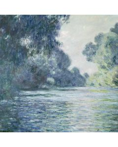 Branch of the Seine near Giverny by Claude Monet iPhone X Pro Case
