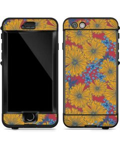 Bright Fall Flowers LifeProof Nuud iPhone Skin