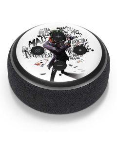 Brilliantly Twisted - The Joker Amazon Echo Dot Skin