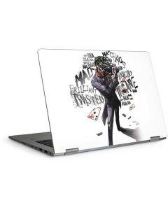 Brilliantly Twisted - The Joker HP Elitebook Skin
