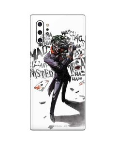 Brilliantly Twisted - The Joker Galaxy Note 10 Plus Skin
