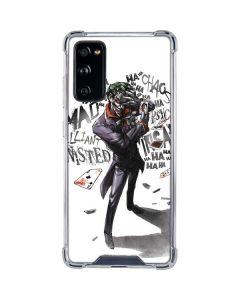 Brilliantly Twisted - The Joker Galaxy S20 FE Clear Case