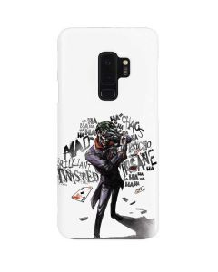 Brilliantly Twisted - The Joker Galaxy S9 Plus Lite Case