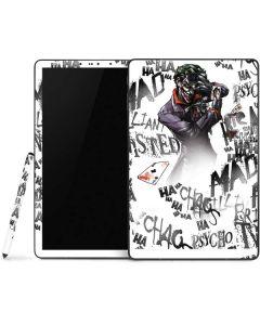 Brilliantly Twisted - The Joker Samsung Galaxy Tab Skin