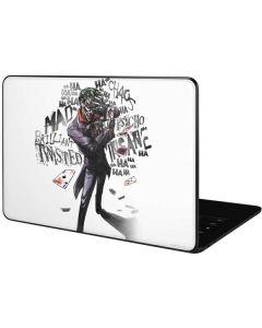 Brilliantly Twisted - The Joker Google Pixelbook Go Skin