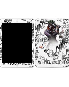 Brilliantly Twisted - The Joker Apple iPad Skin