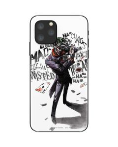 Brilliantly Twisted - The Joker iPhone 11 Pro Skin