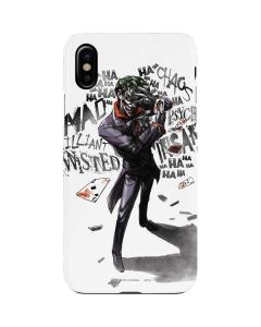 Brilliantly Twisted - The Joker iPhone XS Max Lite Case