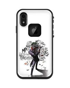 Brilliantly Twisted - The Joker LifeProof Fre iPhone Skin