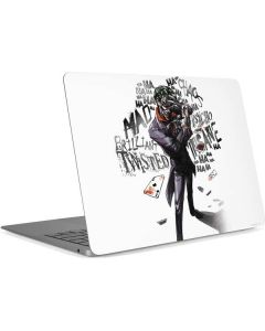 Brilliantly Twisted - The Joker Apple MacBook Air Skin