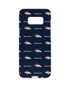 Denver Broncos Blitz Series Galaxy S8 Plus Lite Case