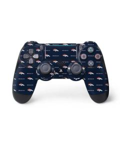 Denver Broncos Blitz Series PS4 Pro/Slim Controller Skin