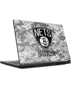 Brooklyn Nets Digi Camo MSI GS65 Stealth Laptop Skin