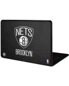 Brooklyn Nets Distressed Google Pixelbook Go Skin