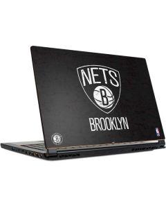 Brooklyn Nets Distressed MSI GS65 Stealth Laptop Skin