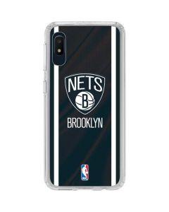 Brooklyn Nets Jersey Galaxy A10e Clear Case