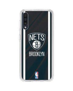 Brooklyn Nets Jersey Galaxy A50 Clear Case