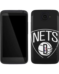 Brooklyn Nets Large Logo One X Skin
