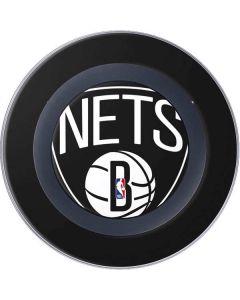 Brooklyn Nets Large Logo Wireless Charger Skin