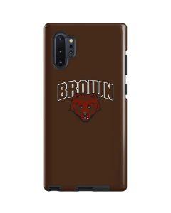 Brown University Bears Galaxy Note 10 Plus Pro Case