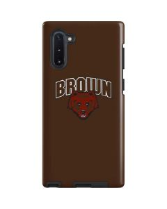 Brown University Bears Galaxy Note 10 Pro Case