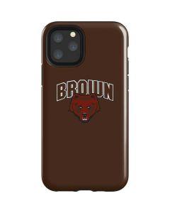 Brown University Bears iPhone 11 Pro Impact Case