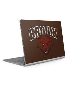 Brown University Bears Surface Book 2 15in Skin