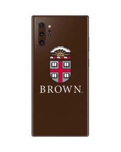 Brown University Galaxy Note 10 Plus Skin