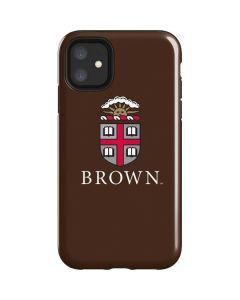 Brown University iPhone 11 Impact Case