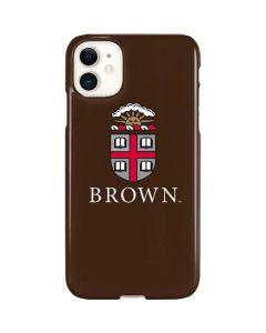 Brown University iPhone 11 Lite Case