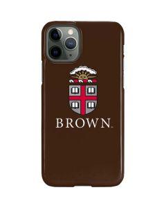 Brown University iPhone 11 Pro Lite Case