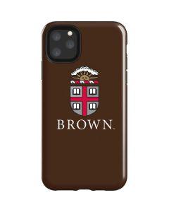 Brown University iPhone 11 Pro Max Impact Case