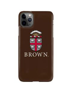 Brown University iPhone 11 Pro Max Lite Case