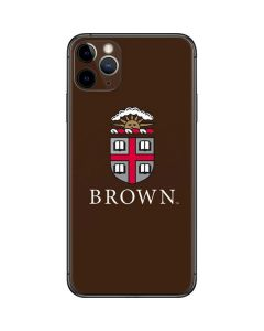 Brown University iPhone 11 Pro Max Skin