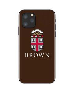 Brown University iPhone 11 Pro Skin