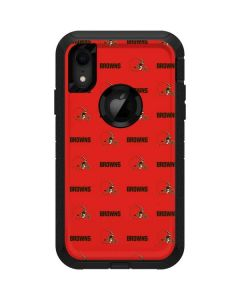 Cleveland Browns Blitz Series Otterbox Defender iPhone Skin
