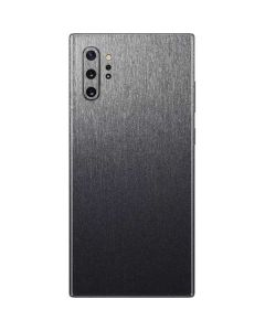 Brushed Steel Texture Galaxy Note 10 Plus Skin