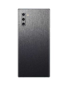 Brushed Steel Texture Galaxy Note 10 Skin