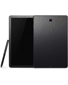 Brushed Steel Texture Samsung Galaxy Tab Skin