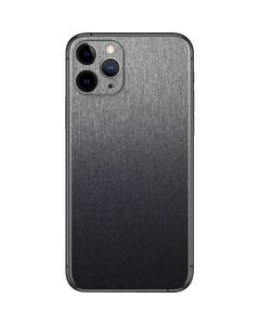 Brushed Steel Texture iPhone 11 Pro Skin