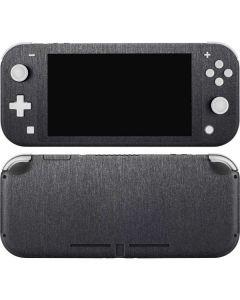 Brushed Steel Texture Nintendo Switch Lite Skin