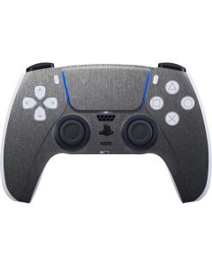 Brushed Steel Texture PS5 Controller Skin