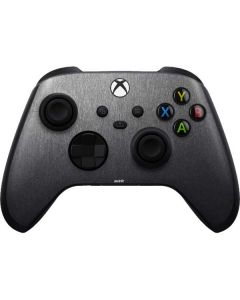 Brushed Steel Texture Xbox Series X Controller Skin