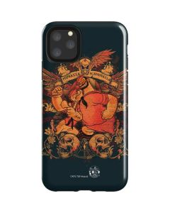 Brutus Popeye Design iPhone 11 Pro Max Impact Case