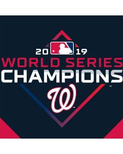 Washington Nationals 2019 World Series Champions Asus X202 Skin